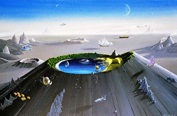 Von Atlantis bis Utopia