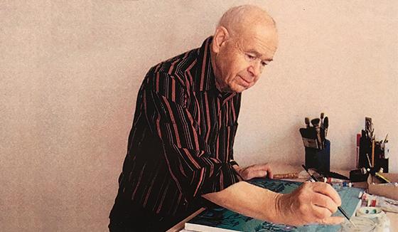 Robert André - Maler aus Bern
